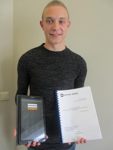Beste thesis over Bel Rai van Gerben 3e jaars Social Work